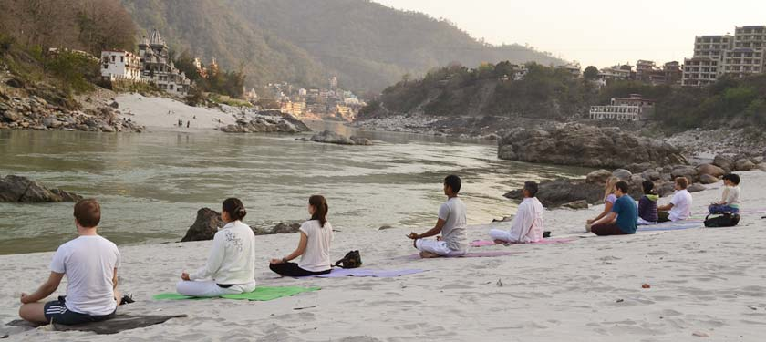 Yoga Sessions in Haridwar