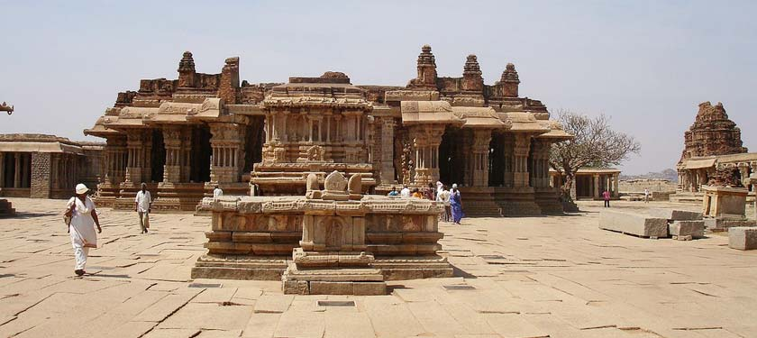 Hyderabad To Hampi Tour Package