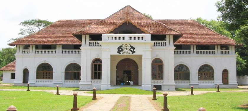 Bolghatty Palace in Kerala