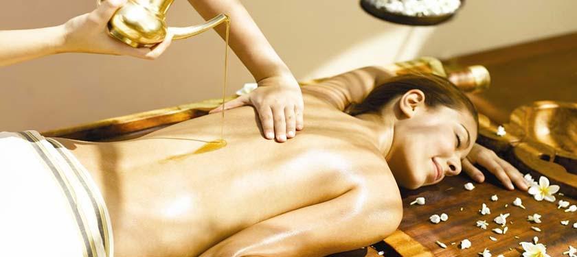 Ayurveda Massage at Kumarakom