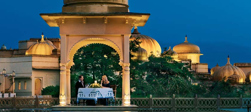 Luxury Stay at Oberoi Udaivilas