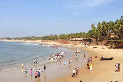Beach Tour Package of India