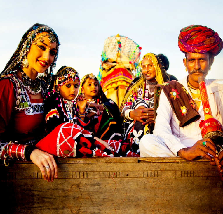 India For First Timers Luxury Tour Package
