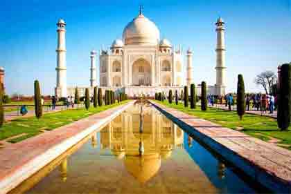 Golden Triangle with Yoga Tour Package