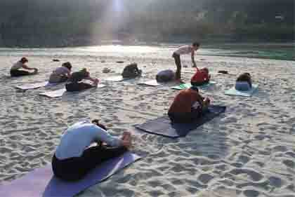 Yoga and Meditation Tour Package in India
